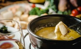 チーズフォンデュランチ